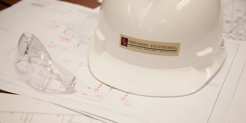 Preferred Engineering is your petrochemical project services solution.